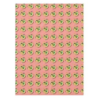 Fruit Peach Table Cloth Tablecloth