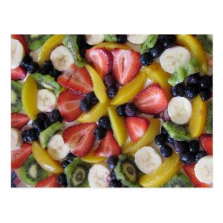 Fruit Pie Post Card