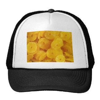 Fruit Pineapple Yellow Sweet Dessert Destiny Food Hat