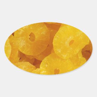 Fruit Pineapple Yellow Sweet Dessert Destiny Food Sticker