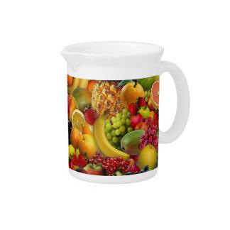 Fruit Beverage Pitchers