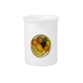 Fruit Plate Pitcher