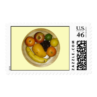 Fruit plate stamps