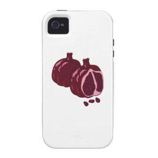 Fruit Pomegranate iPhone 4 Case