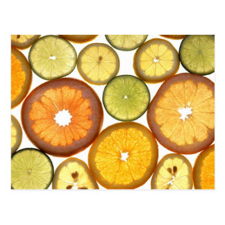 FRUIT POST CARDS