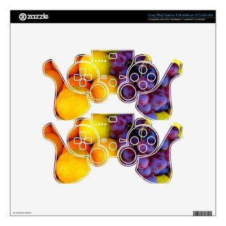 Fruit PS3 Controller Decal