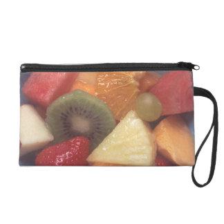 Fruit Salad Wristlet