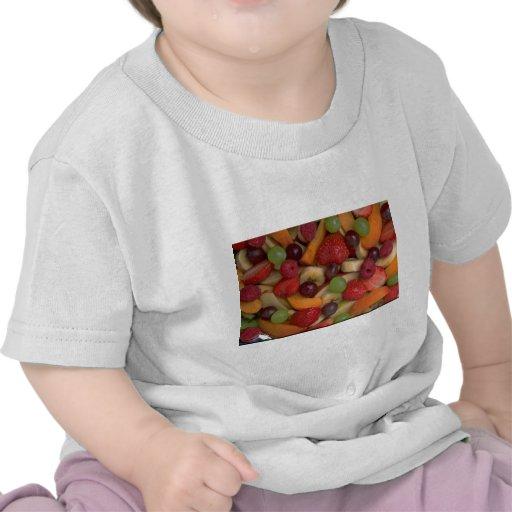 Fruit salad, close-up tshirts