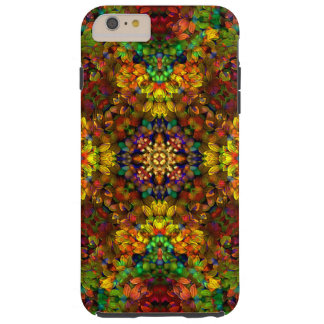 Fruit Salad Mandala iPhone 6 Tough iPhone 6 Plus Case