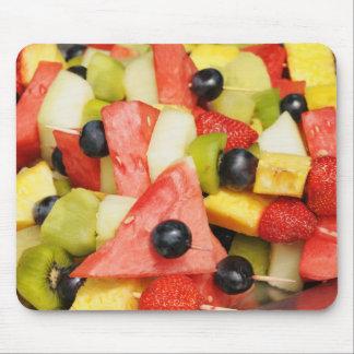 fruit salad mouse pad