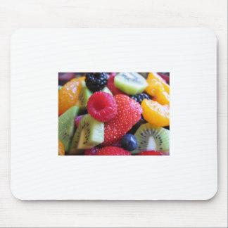 fruit-salad mouse pad