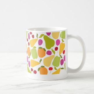 Fruit Salad Coffee Mugs