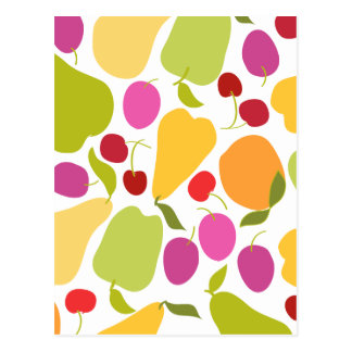 Fruit Salad Postcard