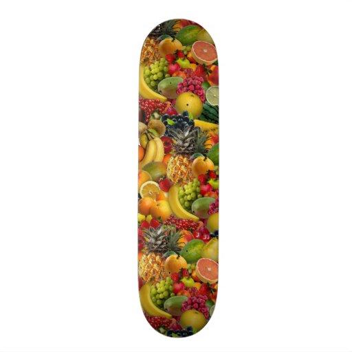 Fruit Skateboard Deck