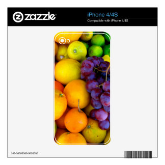 Fruit Skin For iPhone 4S