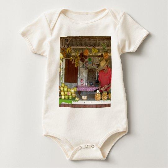 Fruit Stall Baby Bodysuit