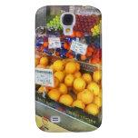Fruit Stand Hoboken NJ Galaxy S4 Case