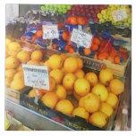 Fruit Stand Hoboken NJ Tiles