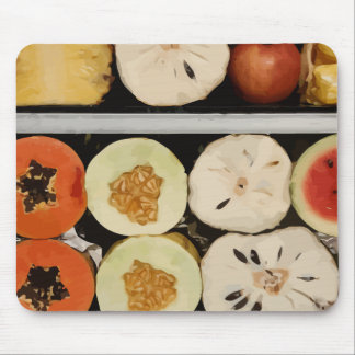 fruit stand Mouse Pads
