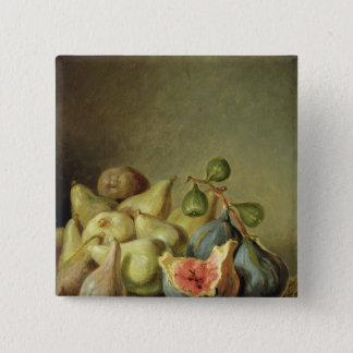 Fruit Still Life Button