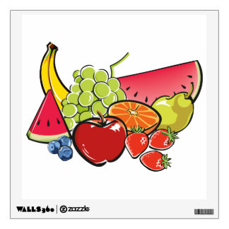 Fruit Still Life Decal