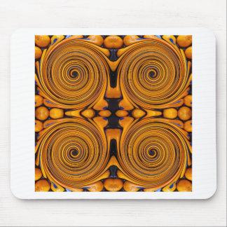 Fruit Swirl Mouse Pad