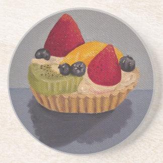 Fruit Tart Coaster