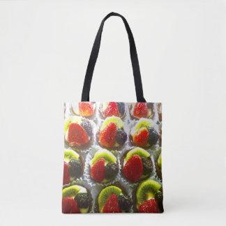 Fruit Tart Tote Bag