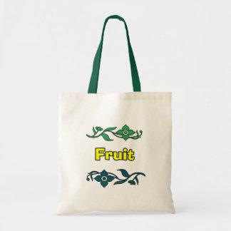 Fruit Tote Bags