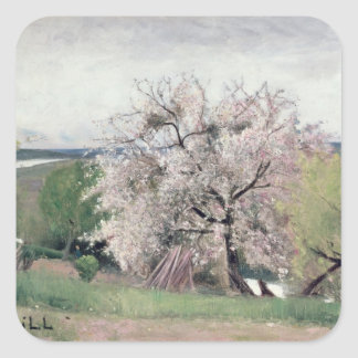 Fruit Tree in Blossom, Bois-le-Roi Stickers