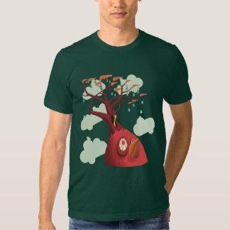 Fruit Tree Tee Shirt