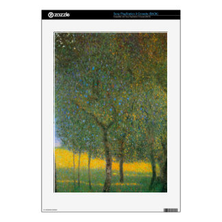 Fruit Trees by Gustav Klimt Decals For The PS3