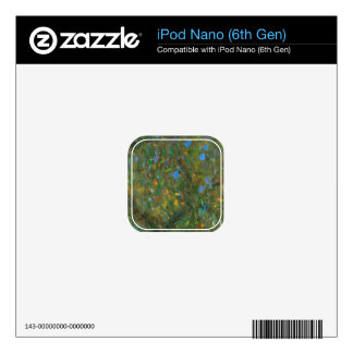Fruit Trees by Gustav Klimt Skin For iPod Nano 6G