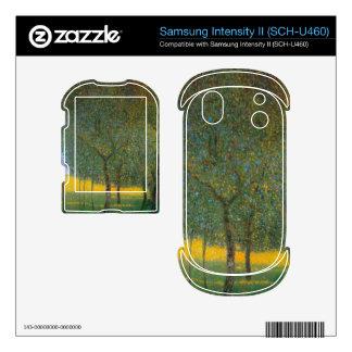 Fruit Trees by Gustav Klimt Samsung Intensity Skins
