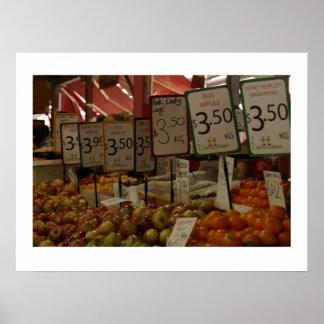 Fruit & Veg Print