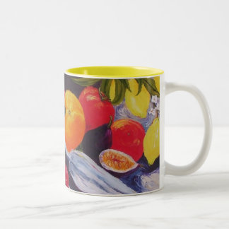 Fruit & Vegetable Medley Coffee Mug