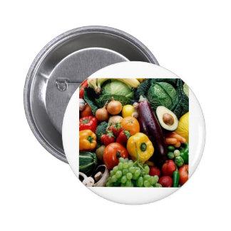 FRUIT & VEGETABLES BUTTON