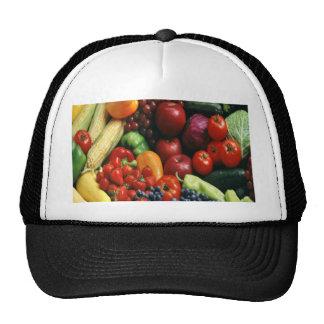 FRUIT & VEGETABLES TRUCKER HAT