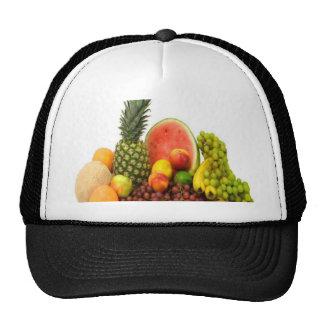 FRUIT VEGETABLES TRUCKER HAT
