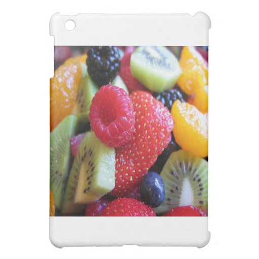 FRUIT VEGETABLES COVER FOR THE iPad MINI