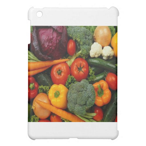 FRUIT & VEGETABLES COVER FOR THE iPad MINI