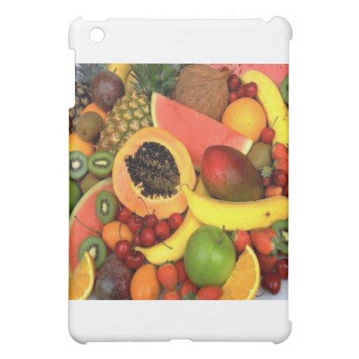 FRUIT VEGETABLES iPad MINI CASES