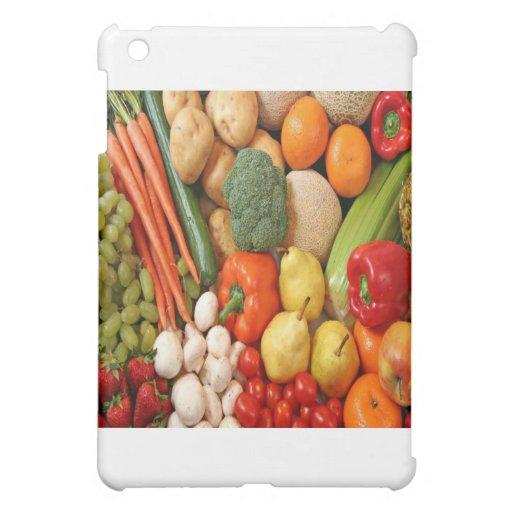 FRUIT & VEGETABLES iPad MINI COVERS