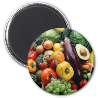 FRUIT & VEGETABLES MAGNET