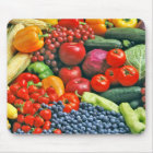 fruit & vegetables mouse pad