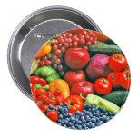 fruit & vegetables pins