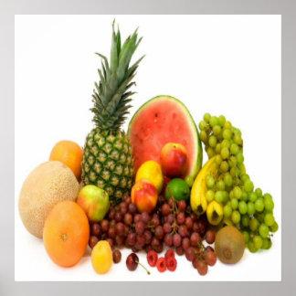 FRUIT VEGETABLES POSTERS