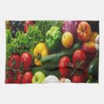FRUIT & VEGETABLES TOWELS