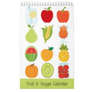 Fruit & Veggie Calendar