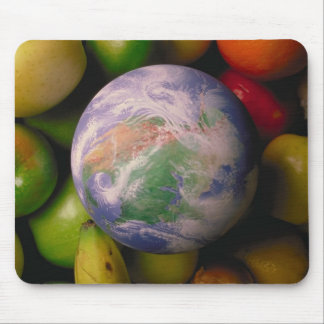 Fruit World Mouse Pad